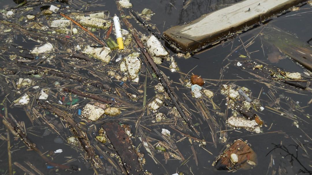 028- water trash wide