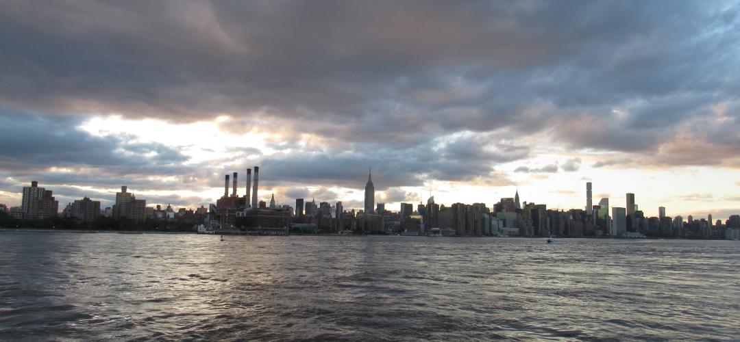 East River - copyright Alan Conrad